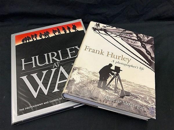 Frank Hurley x 2