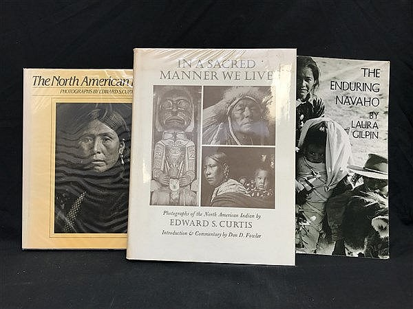 North American Indians x 3