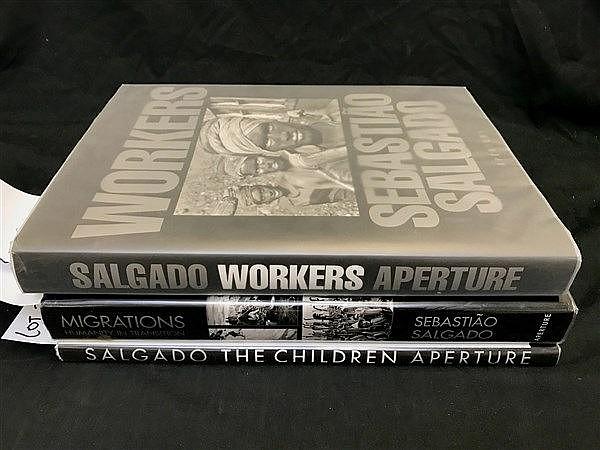 Sebastian Salgado x 3