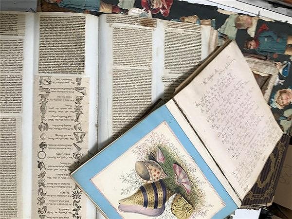 19th Century Scrapbooks