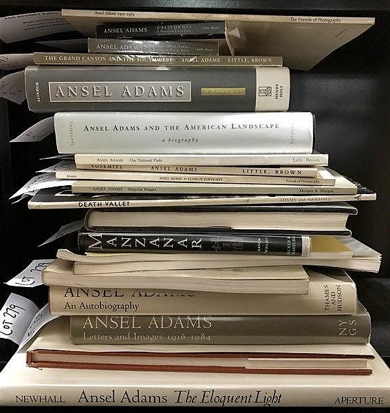 Ansel Adams x 20