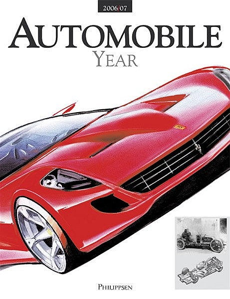 Automobile Year Book A set