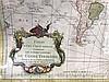 Map Du Globe Terrestre 1748