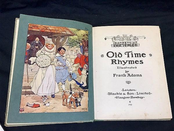 Old Nursery Rhymes