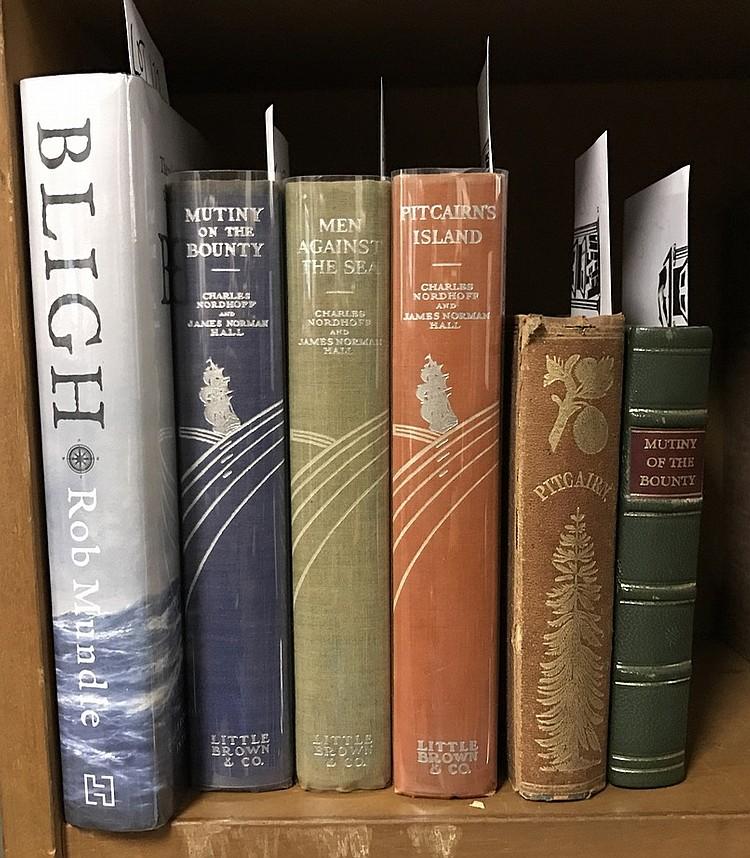 Bligh x 6