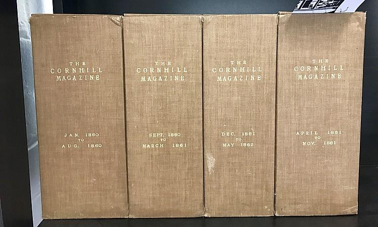 Cornhill Magazine 1860