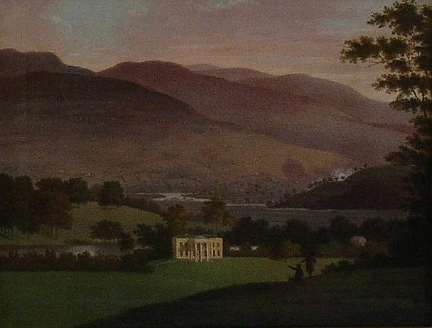 Attributed to WILLIAM ALFRED DELAMOTTE ( 1775-