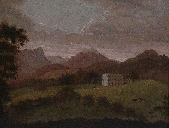Attributed to WILLIAM ALFRED DELAMOTTE ( 1775 -