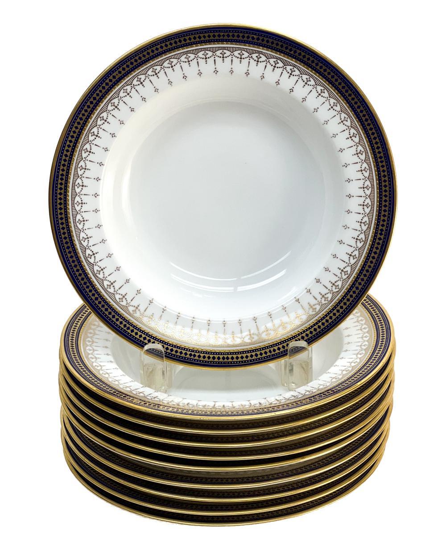 10 Copeland Spode England Porcelain Soup Bowls