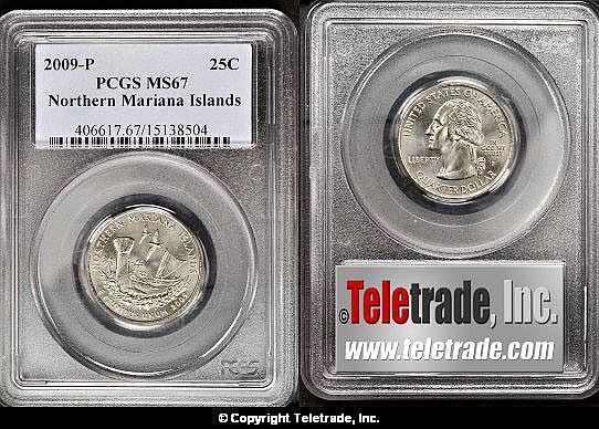 [ U.S. Coins / Statehood Quarters ]