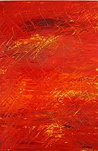 Untitled (Red Abstraction)