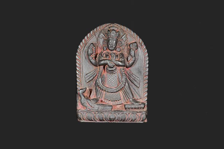 A Tibetan Buddha - Ming Dynasty