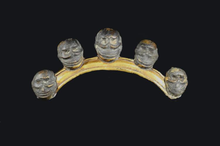 A Stupa Accessories - Ming Dynasty
