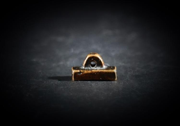 A Tibetan Bronze Seal - Ming Dynasty