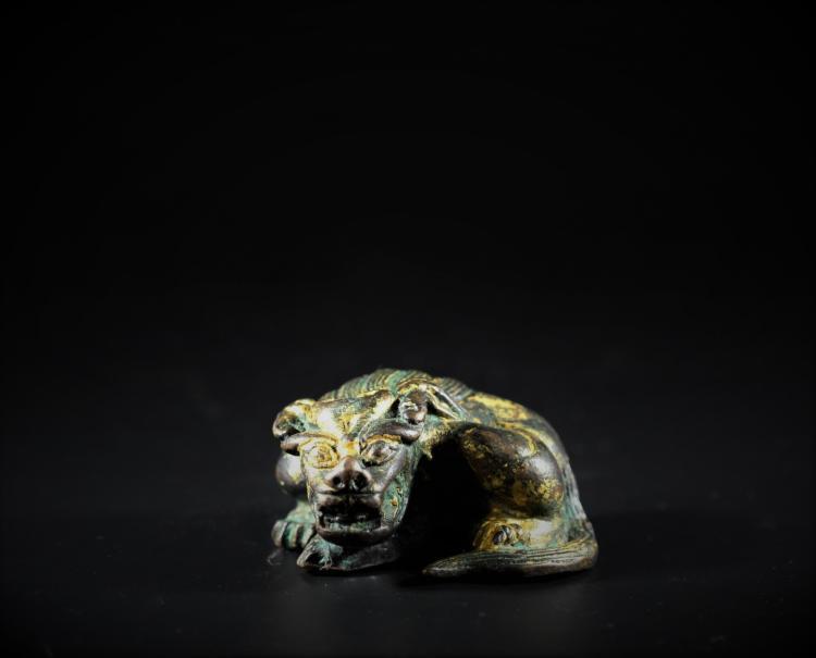 A Ritual Stuff - Qing Dynasty