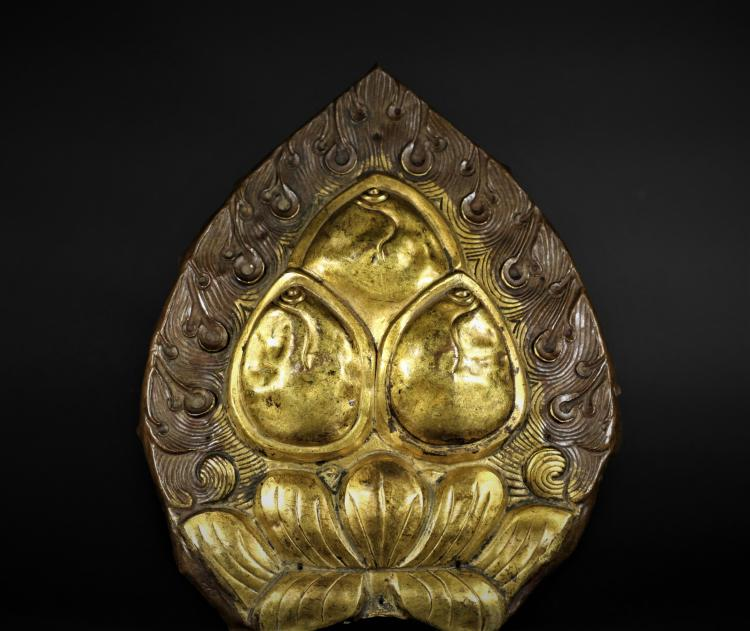 A Buddhism Stupa - Ming Dunasty