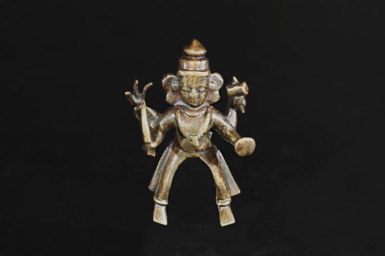 A Warrior God - Qing Dynasty