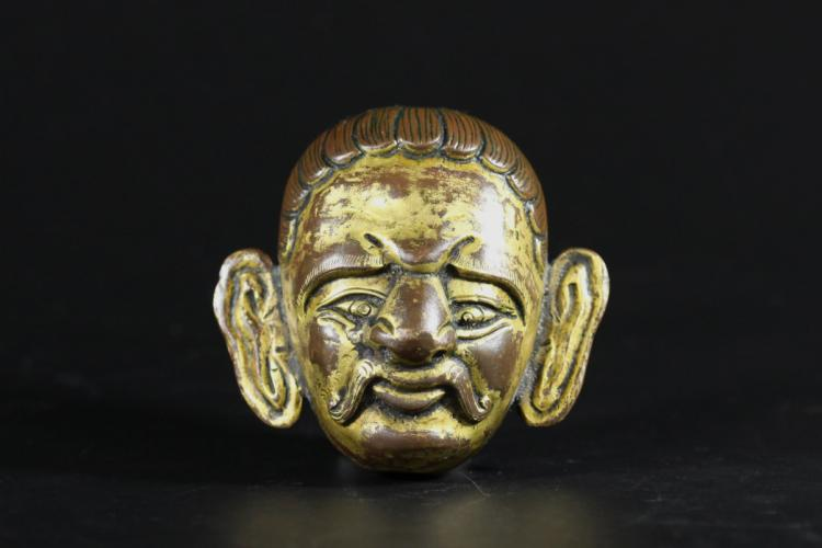 A Ritual with Human Head Shape - Early Qing Dynasty