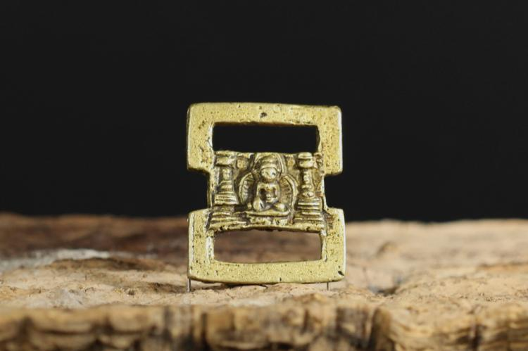 A Scripture Clasp - Ming Dynasty
