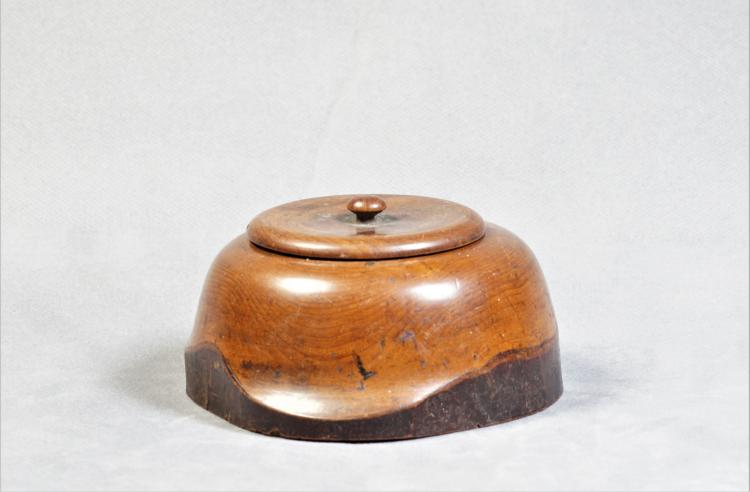 A Cover Box - Qing Dynasty