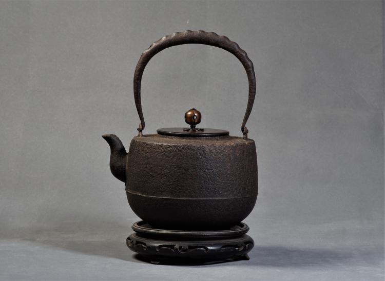An Iron Pot - Qing Dynasty