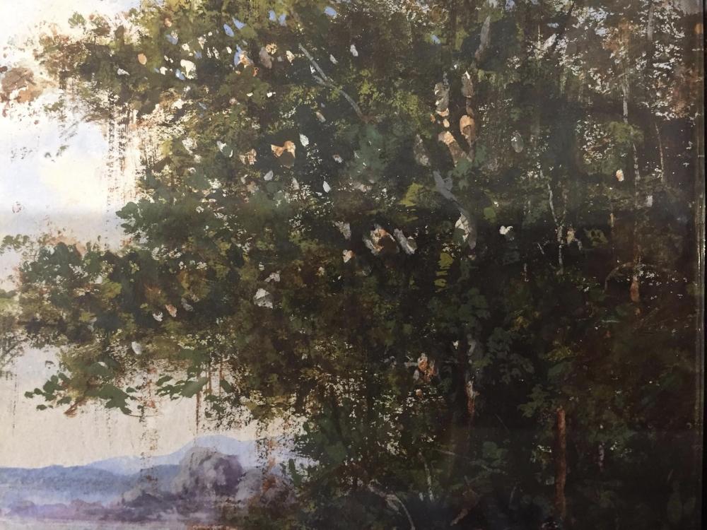 Felix Ziem (1821-1911) - Paysage