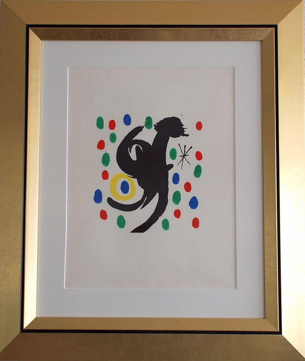 Joan Miro - Les Essencies de la Terra III