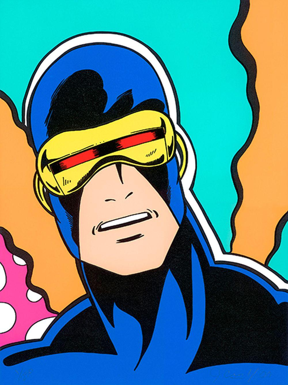 John Matos (Crash) - X-men Cyclops, 2000