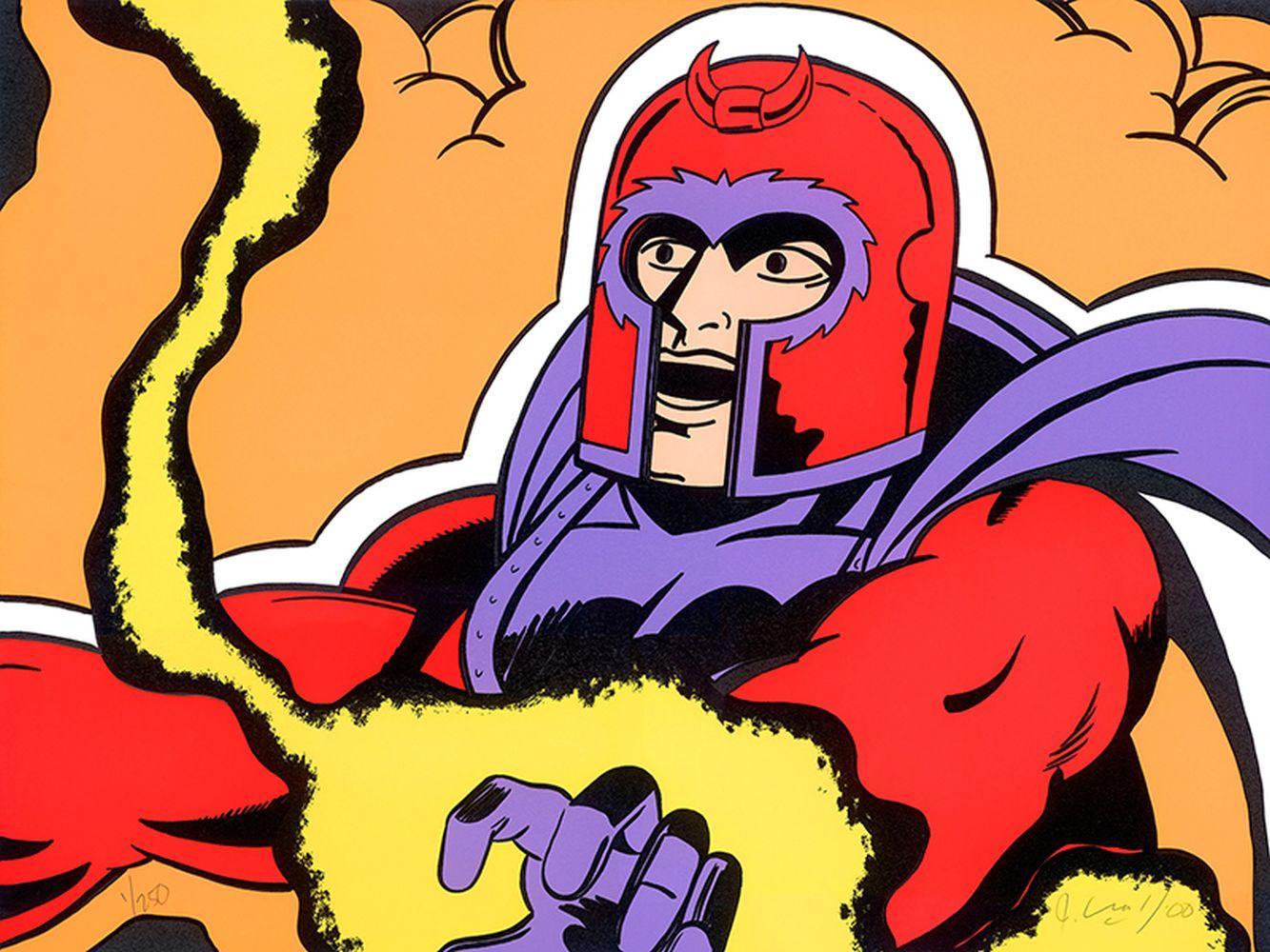 John Matos (Crash) - X-men Magneto, 2000