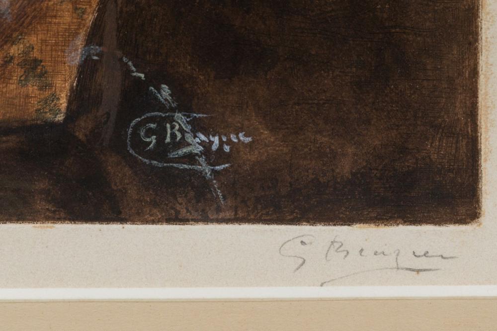 Georges Braque (1882-1963) - Les marguerites (The Daisies), 1952