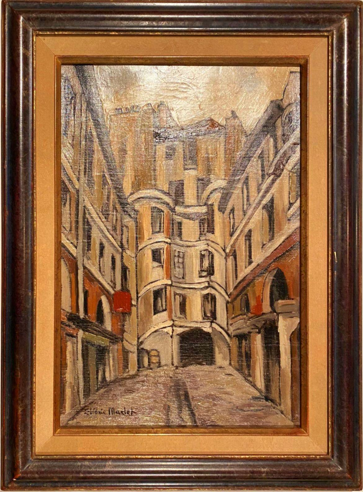 Elisee Maclet - Cour du dragon