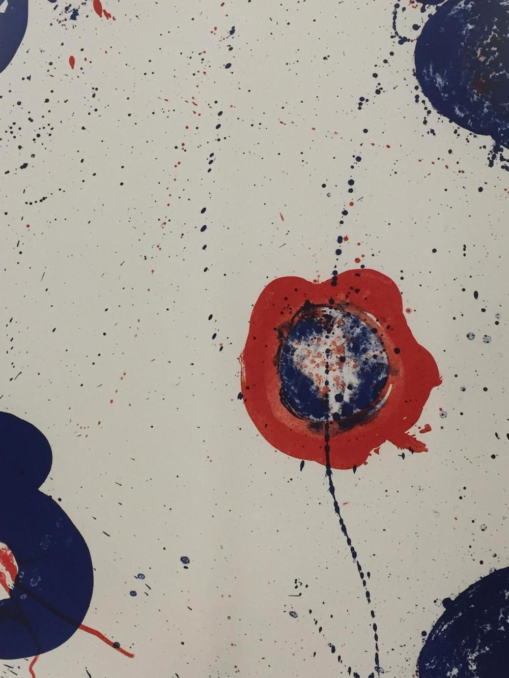 Sam Francis - Chinese Planet, 1963