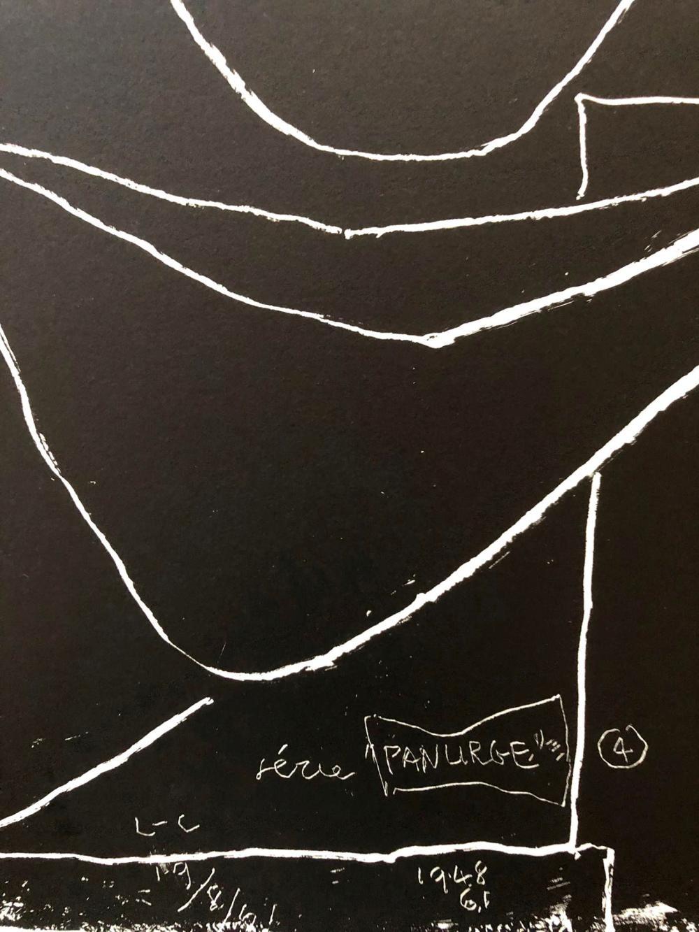 """Le Corbusier - """"Par dessus tout"""", 1962"""