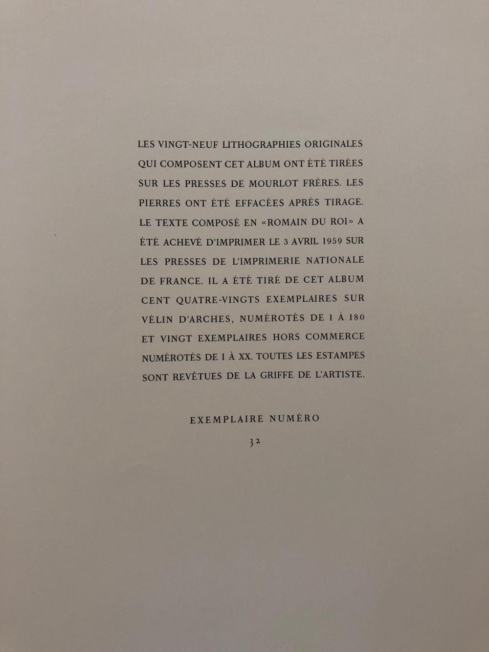 Fernand Léger - La rue, 1959