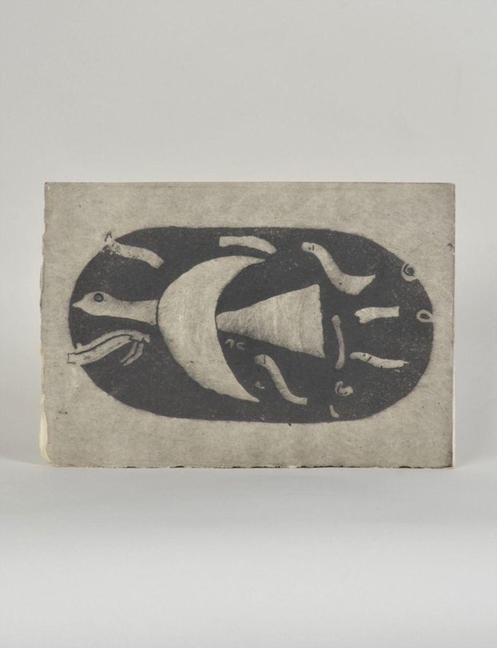 Georges Braque - Chants de Milarepa