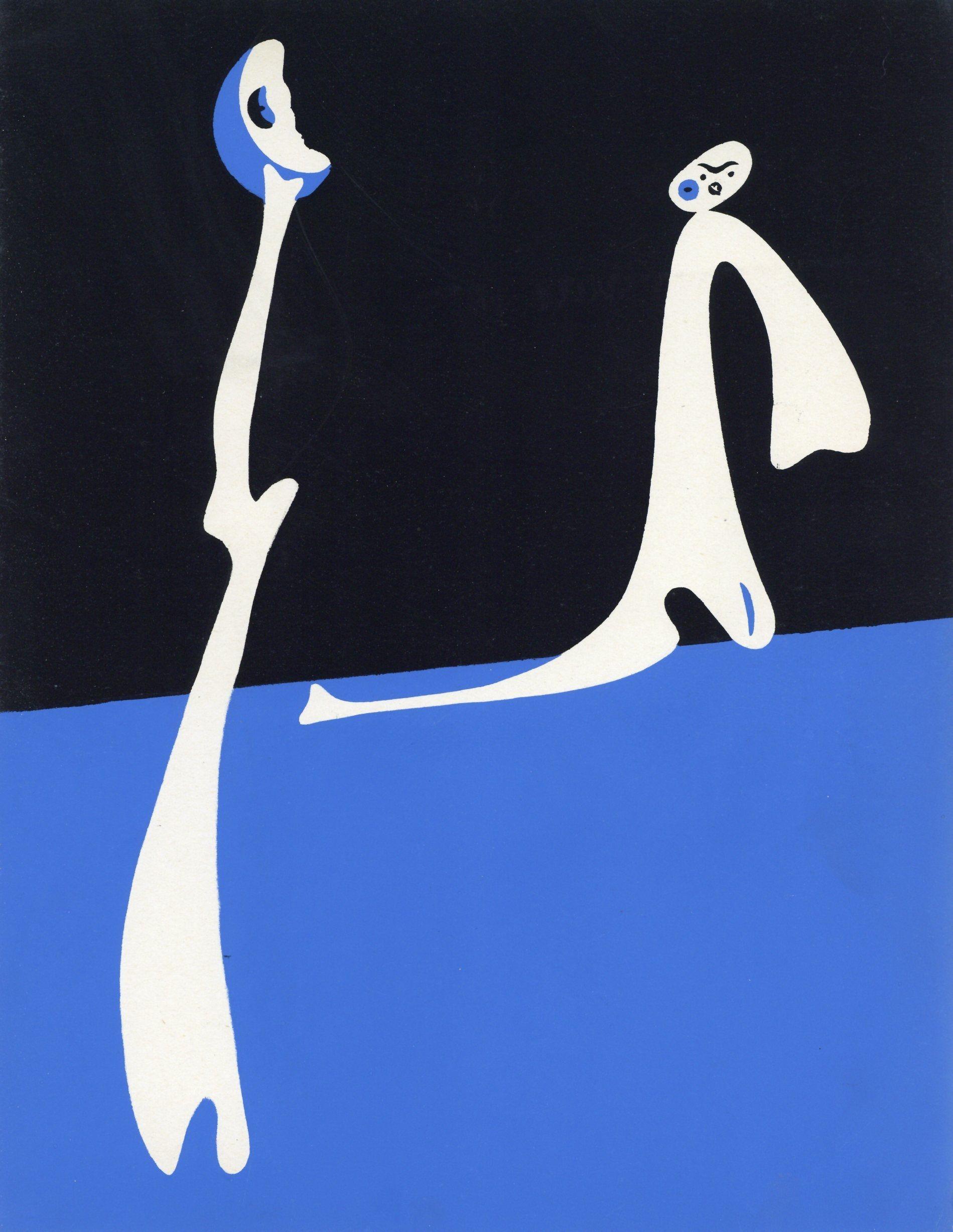 Joan Miro - Cahiers d'Art II, 1934