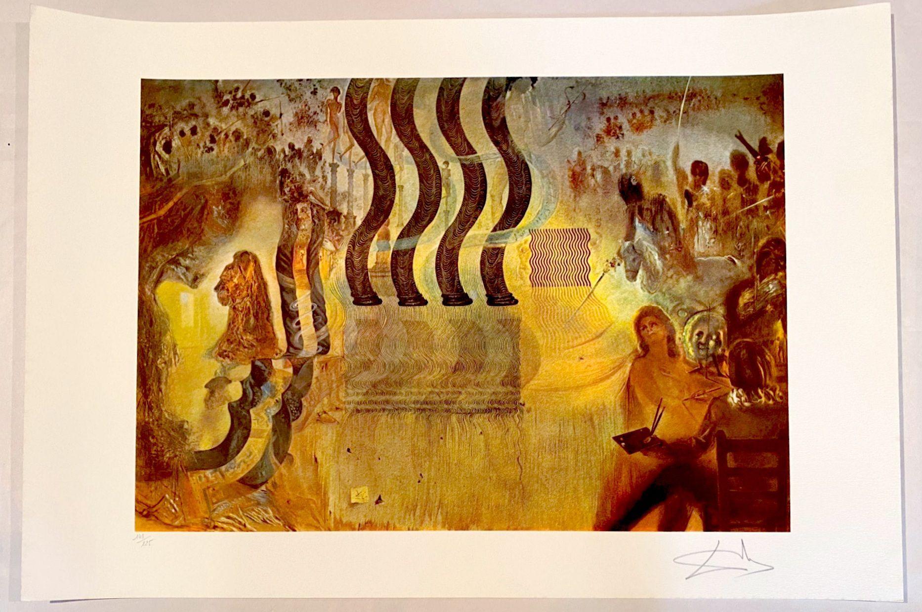 Salvador Dalí - L'Apothéose du dollar