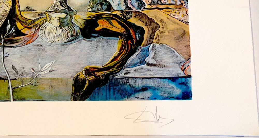 Salvador Dalí - L'énigme sans fin