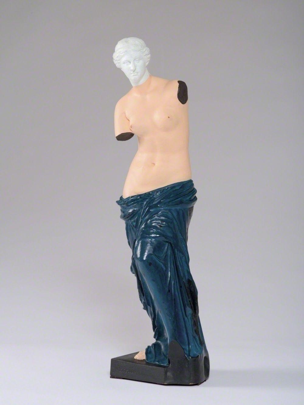 René Magritte - Les Menottes de Cuivre (1931)