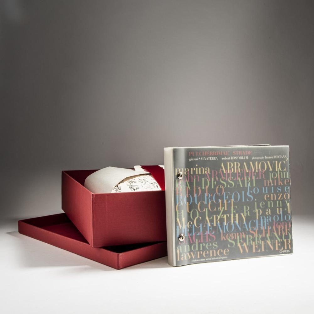 John M. Armleder - Pulcherrimae Strade: Contemporary Art in Historical Spaces, 2002