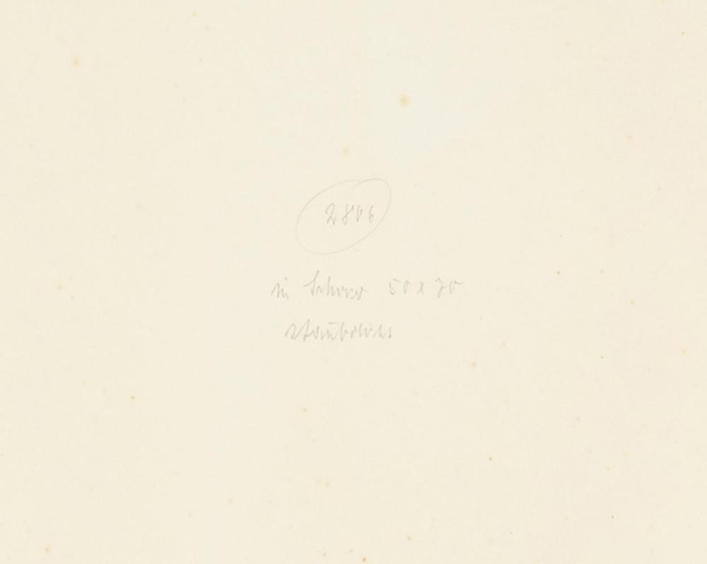 Serge Poliakoff - Composition orange et verte, 1964