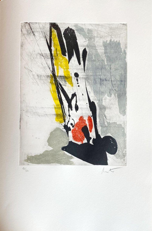 Jean Miotte - Près des murs, 1994