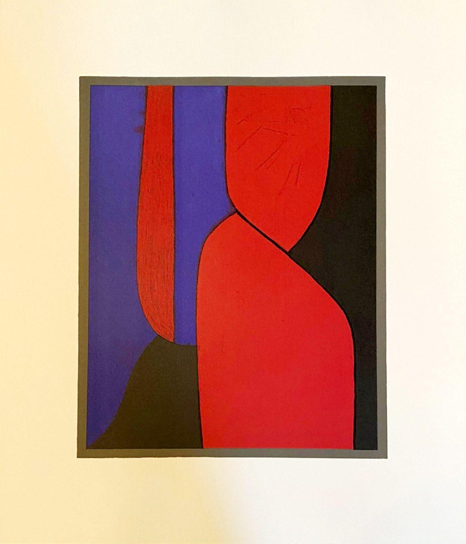 Victor Vasarely - Octal, 1972