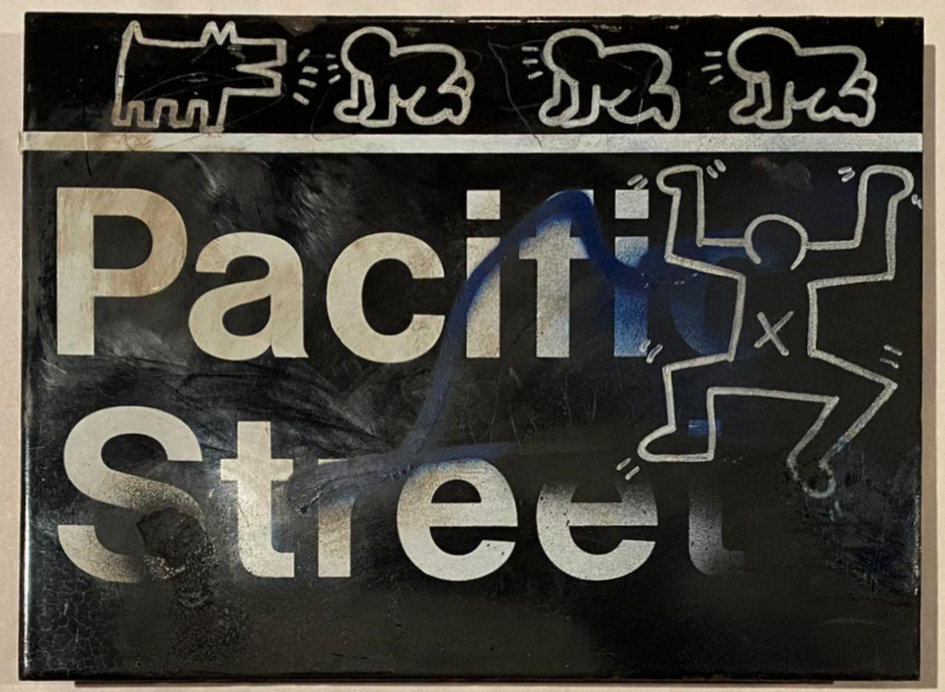 Keith Haring - Pacific Street