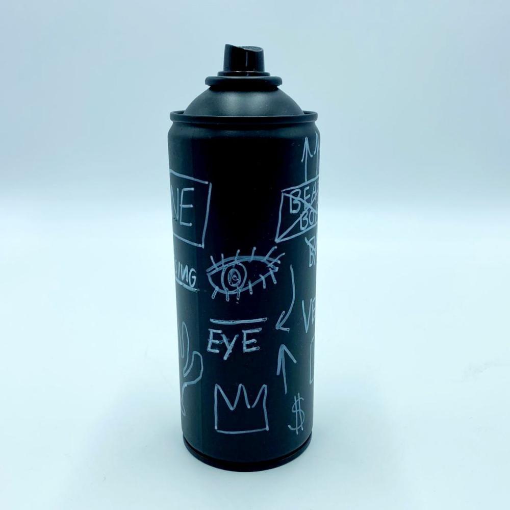Banksy (after) - Basquiat Paint, 2020