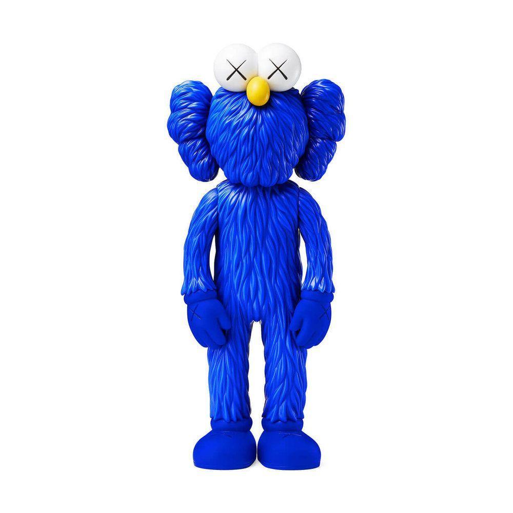 KAWS - BFF MoMA Exclusive Blue Companion