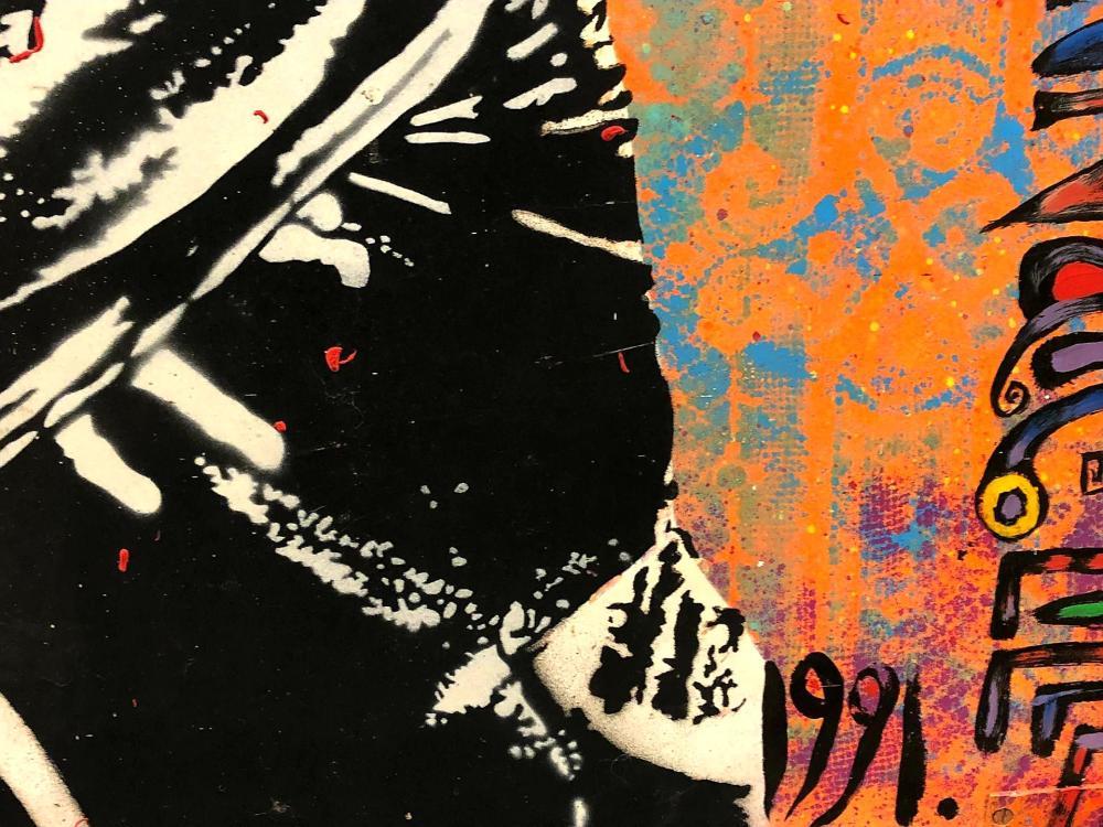 Jef Aérosol - Kitch Costello, 1991