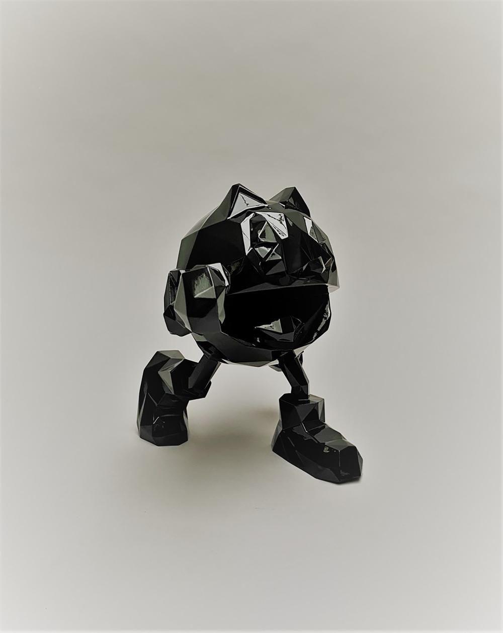Richard Orlinski - Pac Man Black