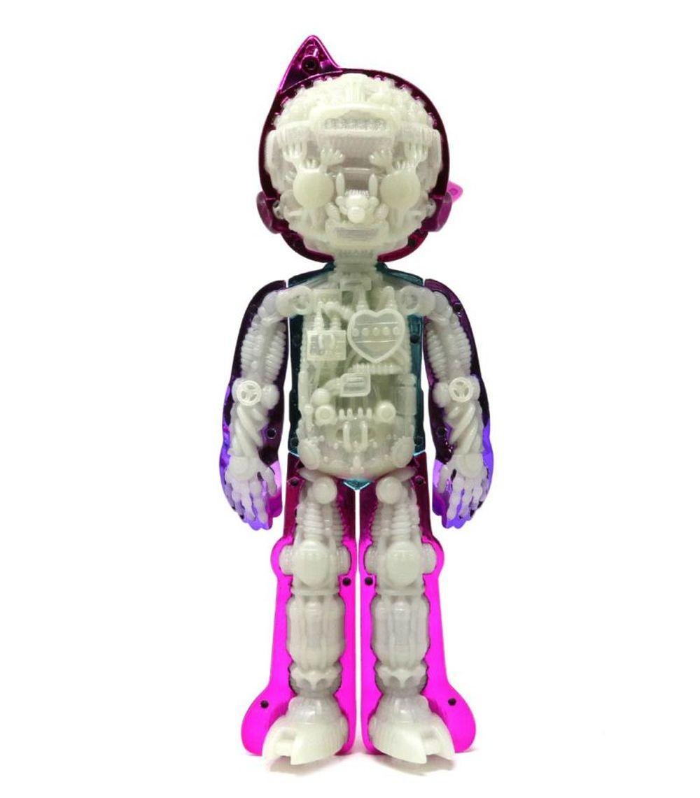 Osamu Tezuka - Astro Boy Diecast Chameleon Chrome
