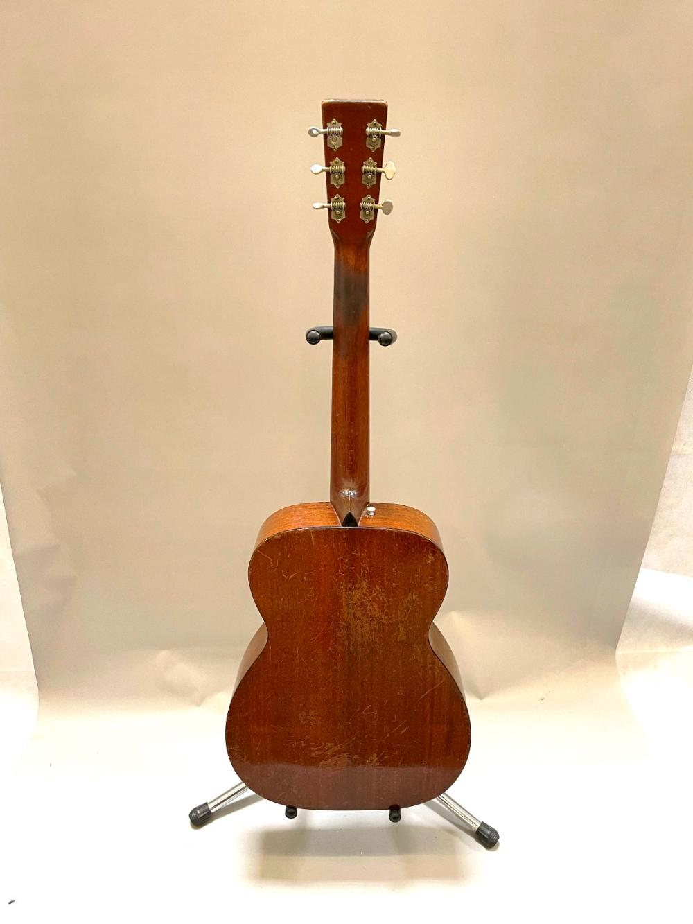 1938 C.F. Martin and Co. 00-18 Acoustic Guitar With Hard Case